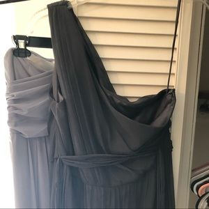 Amsale size 16 bridesmaid dress